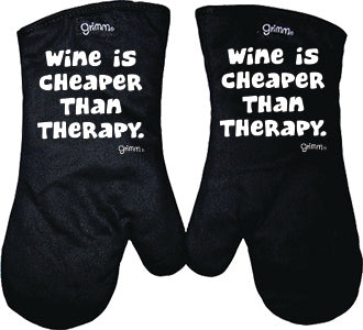 Therapy Mitt ( Black )