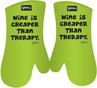 Therapy (Green) Mitt