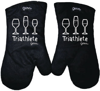 Triathlete (Wine) Mitt