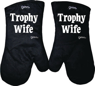 Trophy Wife (Black) Mitt
