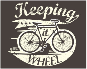 Keeping It Wheel T-Shirt