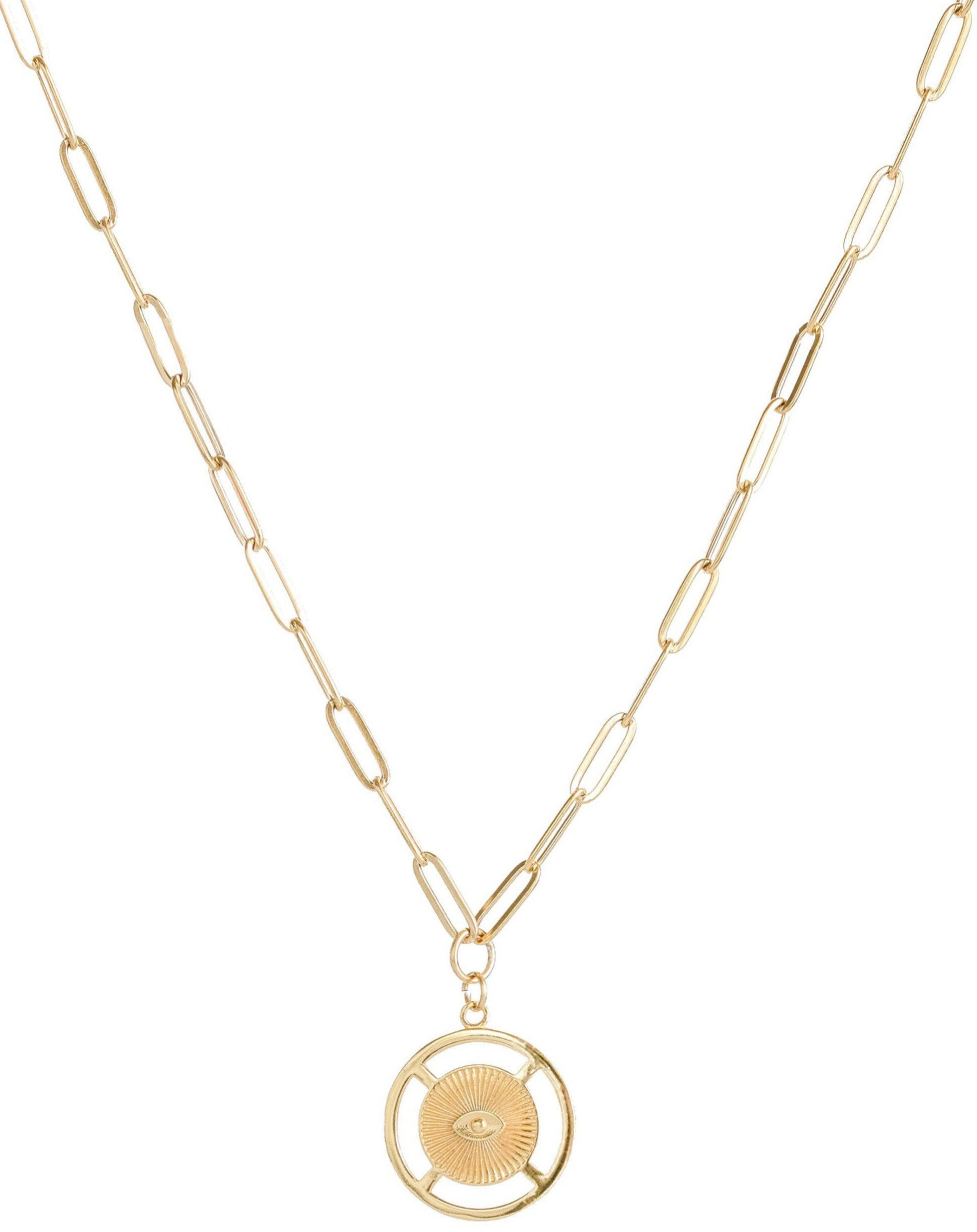 AVA Coin Necklace