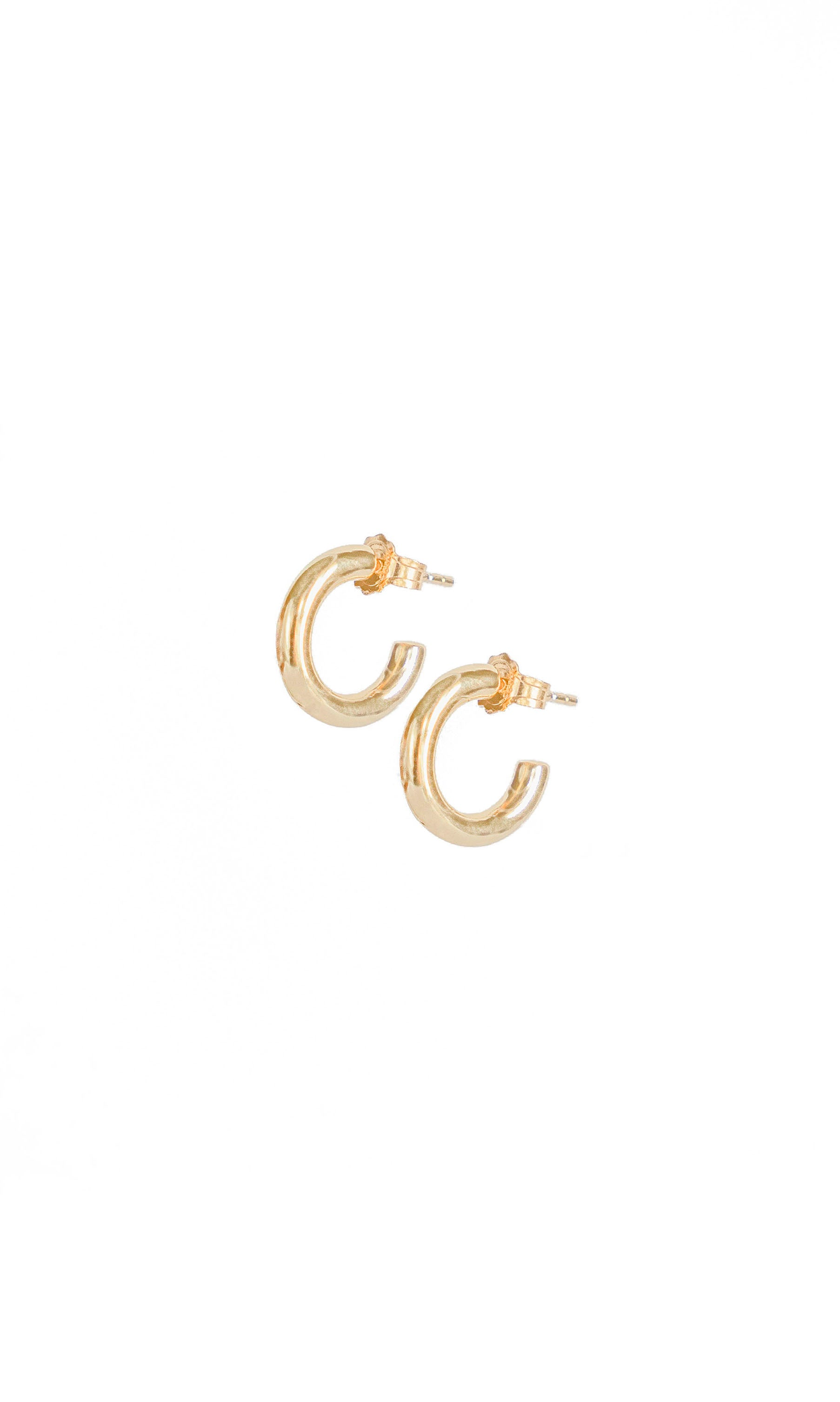 DEORA Hoop Earrings Set