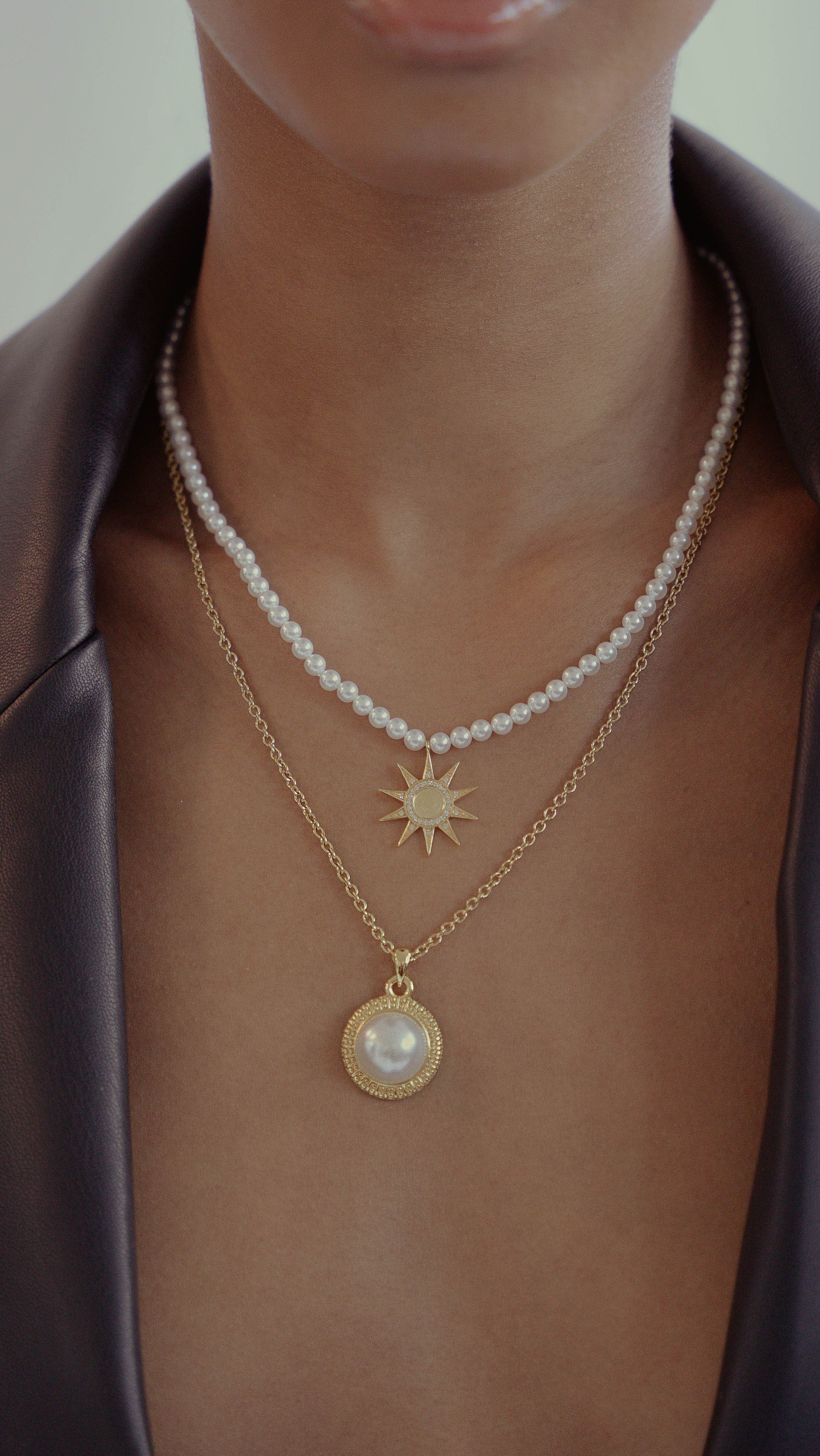 AYLA Necklace Stack