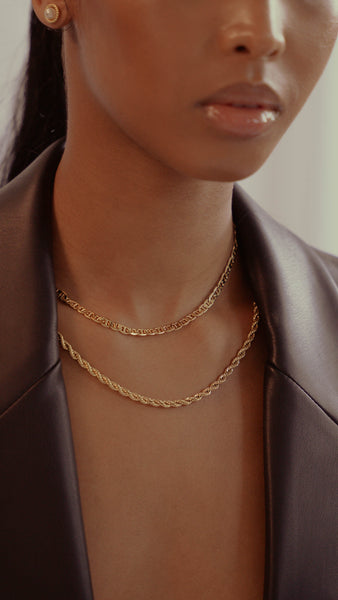 LEVELS Necklace Stack