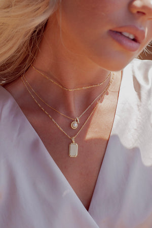 DOLCE Necklace - Livie Jewelry