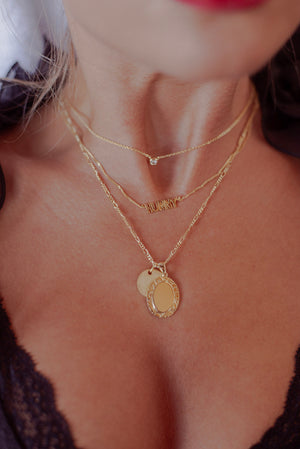 MUNA Necklace - Livie Jewelry