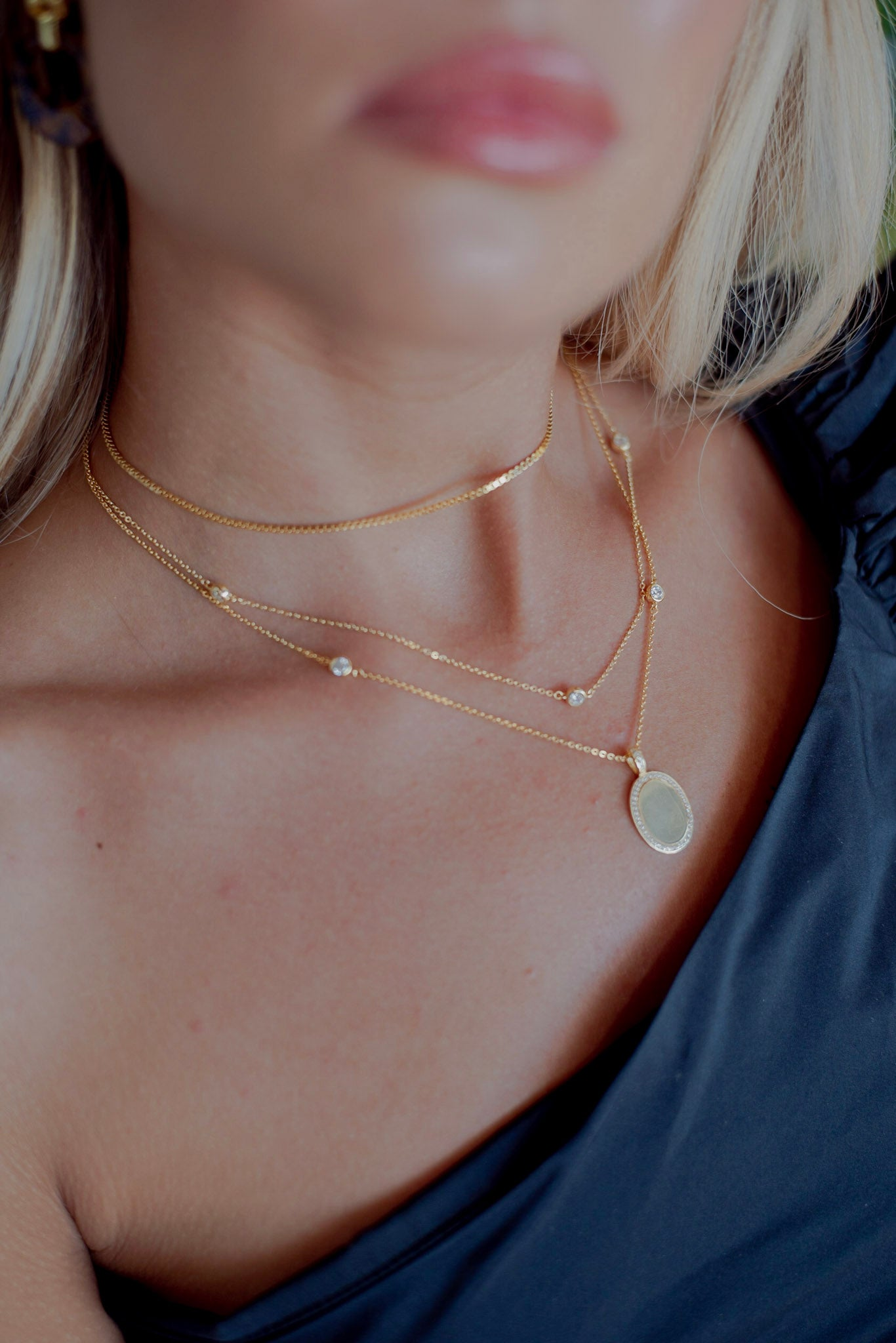 LA VIDA Necklace - Livie Jewelry