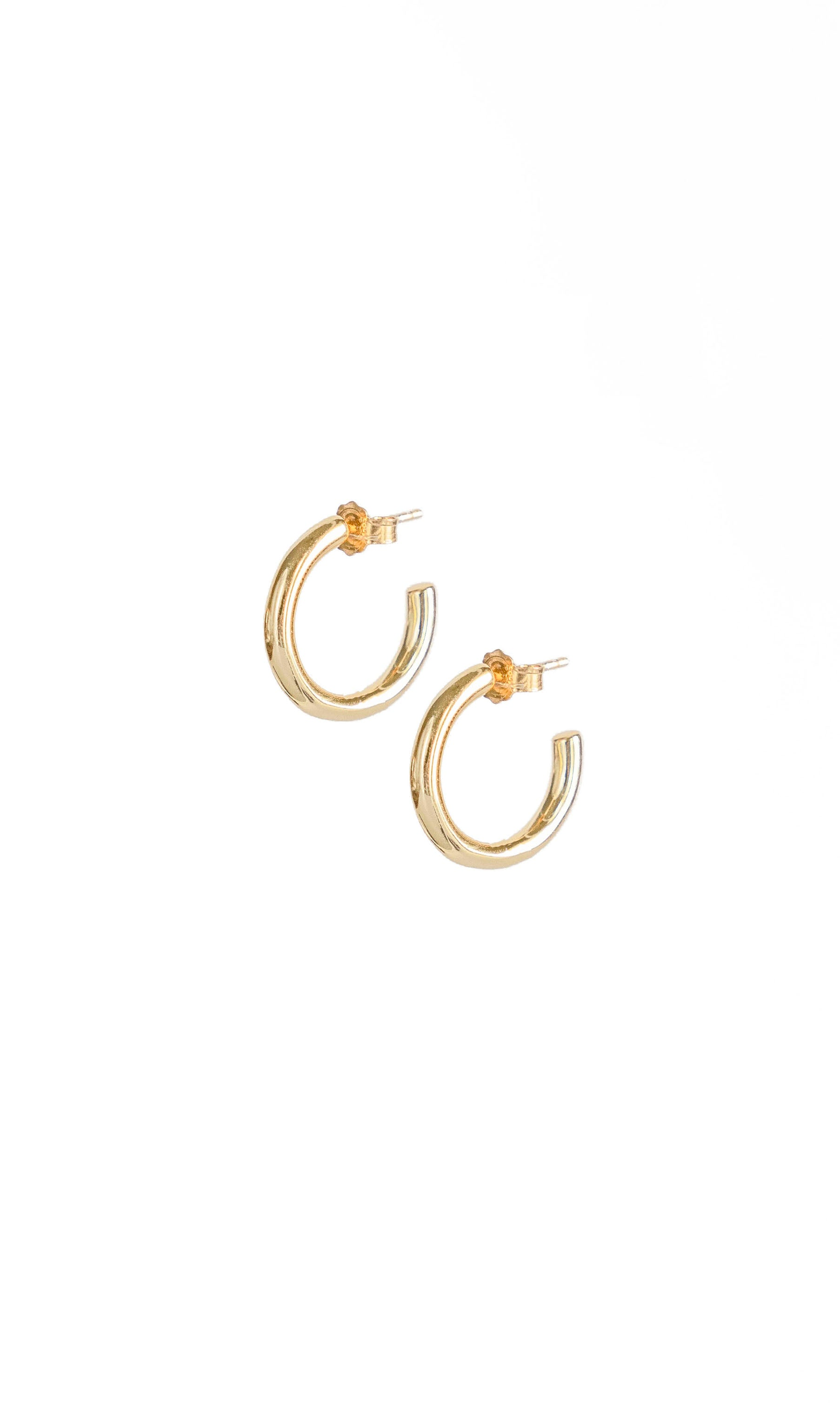 DEORA Hoop Earrings