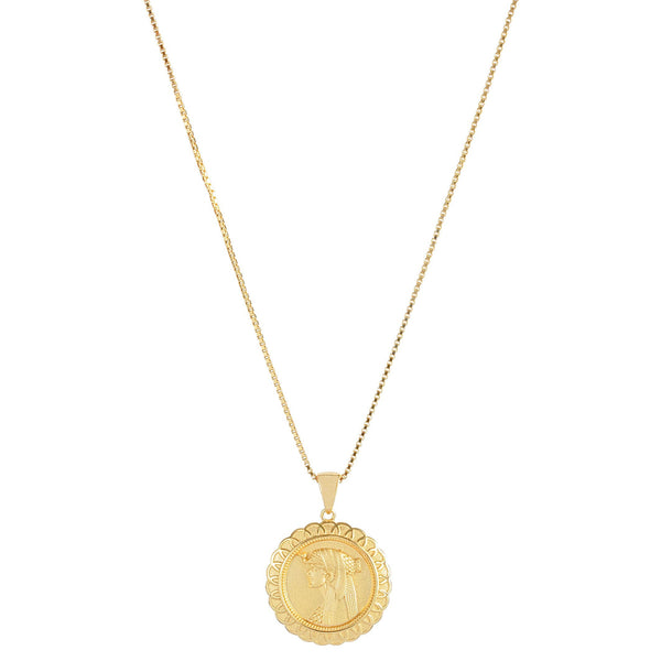 KAIA Coin Necklace