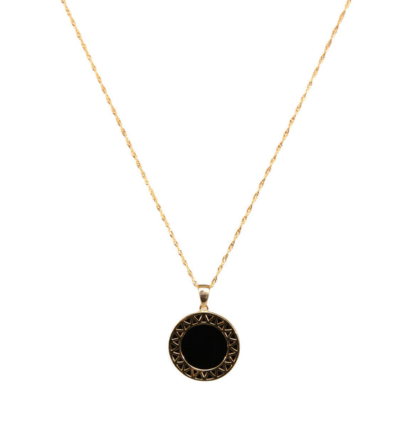 KY Coin Necklace