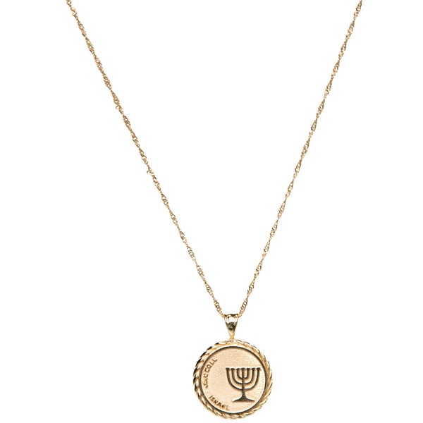 NAVA Coin Necklace