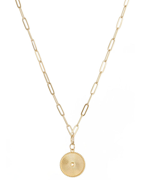 NOVA Coin Necklace