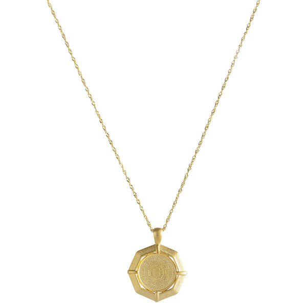 RAYE Coin Necklace