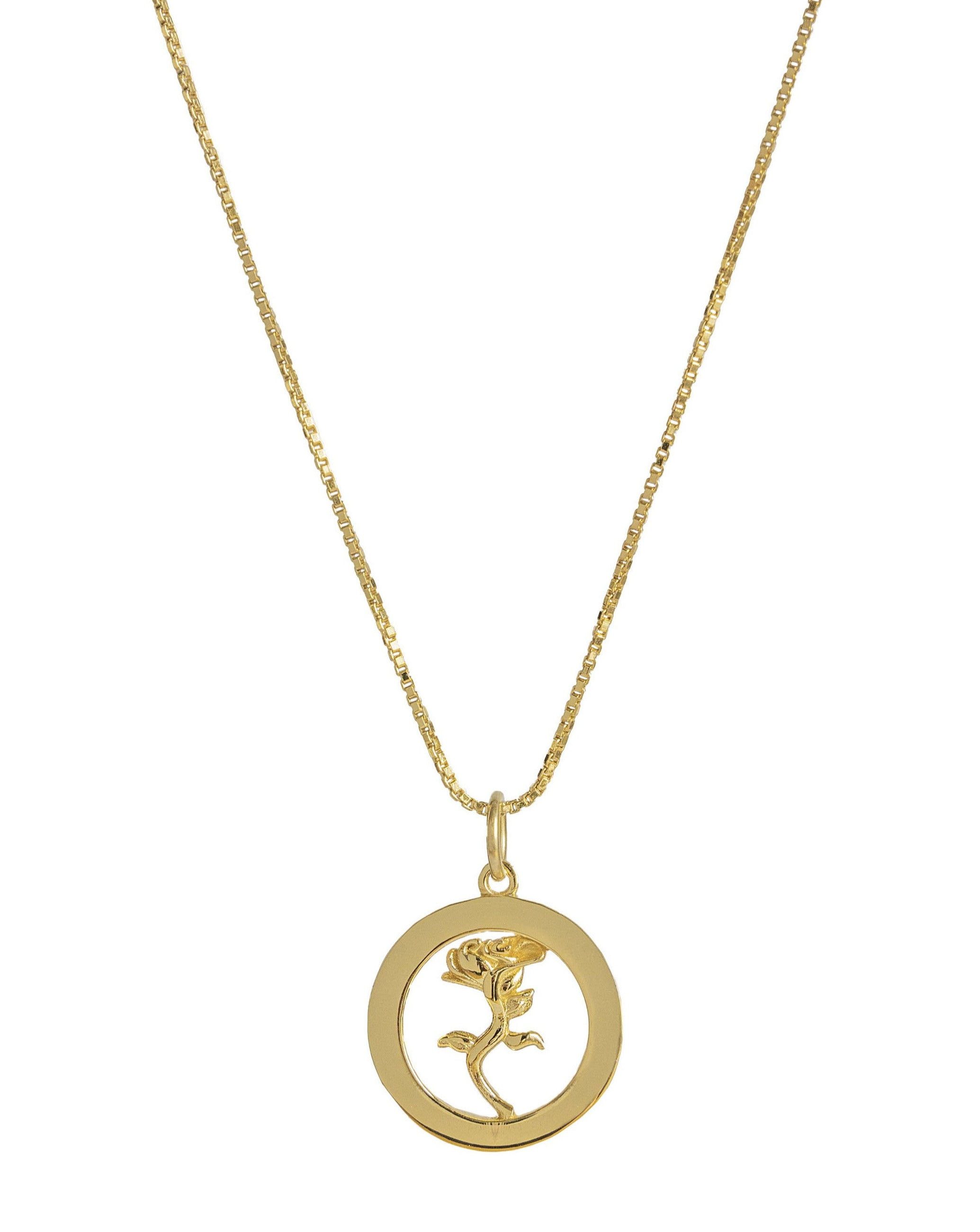 ROSABEL Coin Necklace