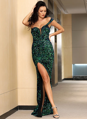Lover Gown - Emerald
