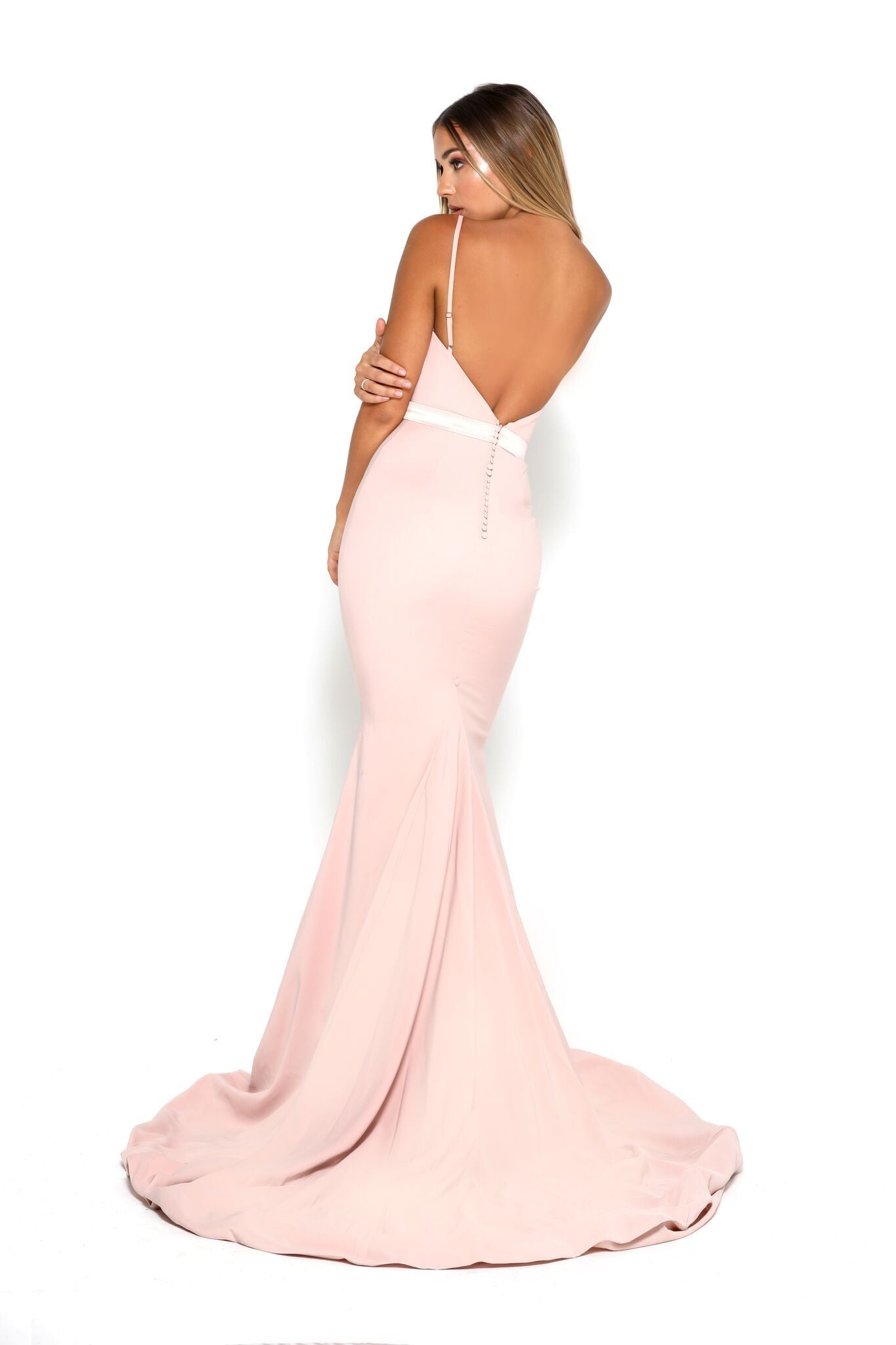Sophie Dress Blush