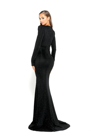 PS2000-BLACK-EVENING-DRESS