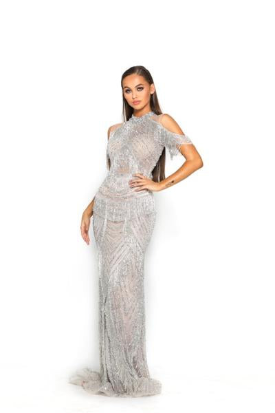 PS3010-SILVER-COUTURE-DRESS