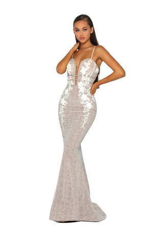 PS5013-GOWN-IVORY