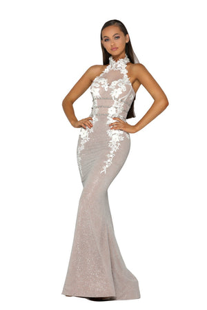 PS5014-GOWN-IVORY