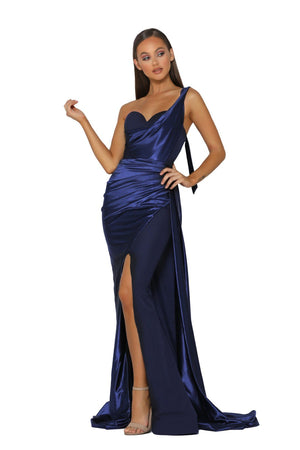 PS5021-GOWN-NAVY