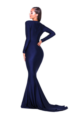 PS5030-GOWN-NAVY