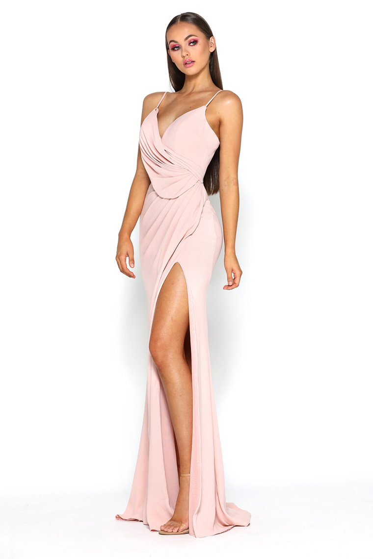 Rosabell Gown Blush