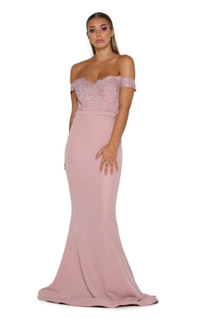 SIENNA GOWN BLUSH