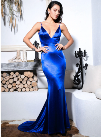 Lady Luxe Gown - All Colors