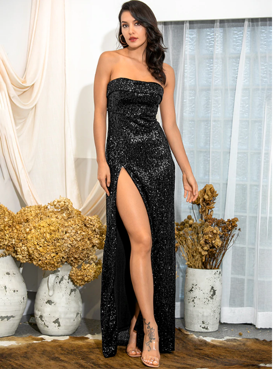 Gigi Gown - Black