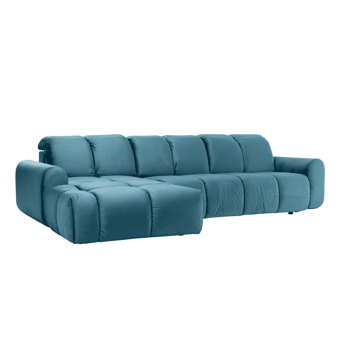 Kampinė sofa lova BUBLE (2628792746048)