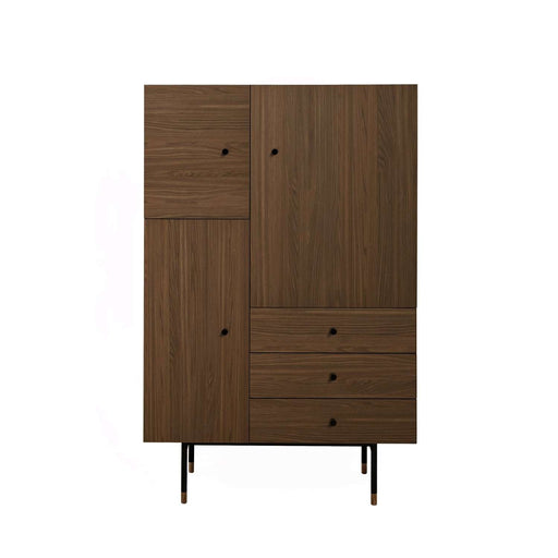 Komoda Jugend Highboard Walnut (2165359312960)