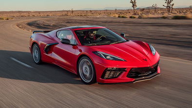 The First 2020 Mid-Engine Corvettes Are Here