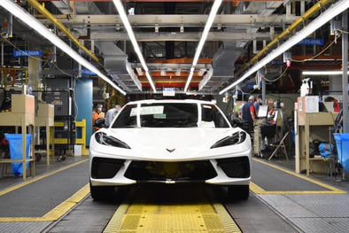 2021 Corvette Production Updates