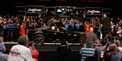 The Final C7 Sells for $2.7 Million