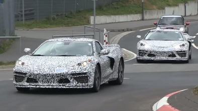 The C8 Corvette - What We Know So Far