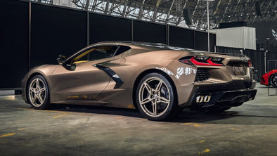 Possible Color Options for 2022 C8 Corvette