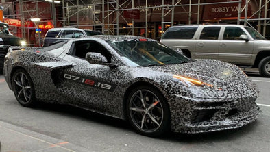 Livestream The Debut Of The Next Generation Corvette