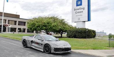 C8 Watch: GM To Add Second Shift and Over 400 Employees At Bowling Green Assembly Plant