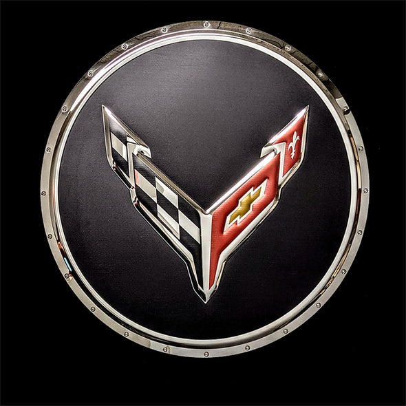 Corvette Art & Signs