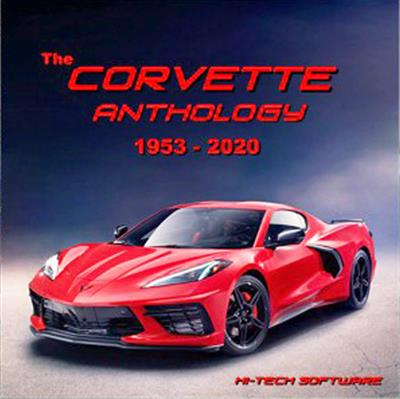 Corvette Books