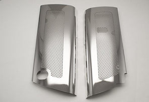 C6 Corvette | Fuel Rail Covers | Replacement Style w/Cap | Perforated | 2008-2012 - [Corvette Store Online]