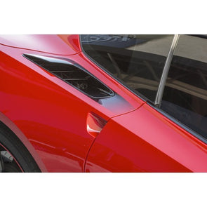C7 Corvette Stingray Rear Quarter Vent Sport Fade Graphic - [Corvette Store Online]