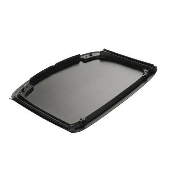 C4 Corvette Inner Roof Panel Sunliner | With Holes| Black | 1984-1996 - [Corvette Store Online]