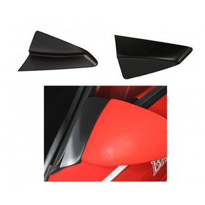 C4 Corvette Mirror Wind Noise Deflectors |1984-1996 - [Corvette Store Online]