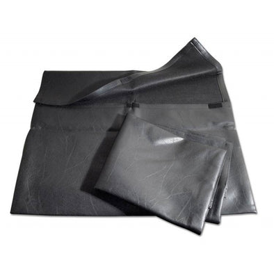 Corvette Roof Panel Bags, Deluxe, Black, 1968-1982 - [Corvette Store Online]