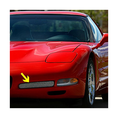 Z06 Corvette Fog Light Screens | 1997-2004 - [Corvette Store Online]