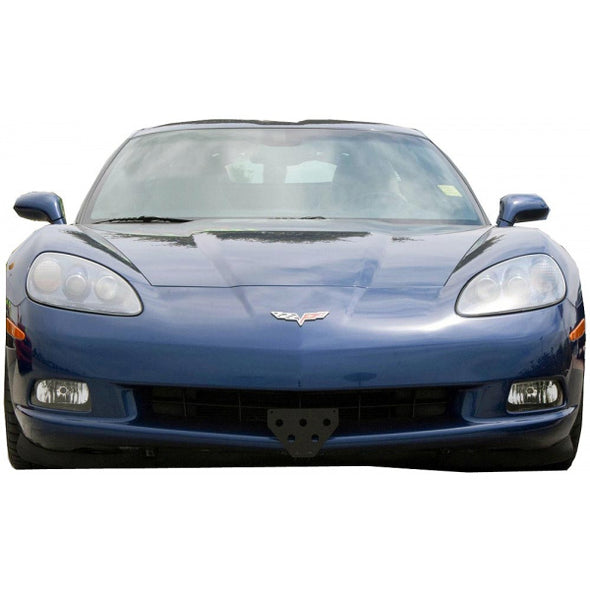 Corvette C6 | Sto N Sho | Detachable Front License Plate Frame | 2005-2013 - [Corvette Store Online]