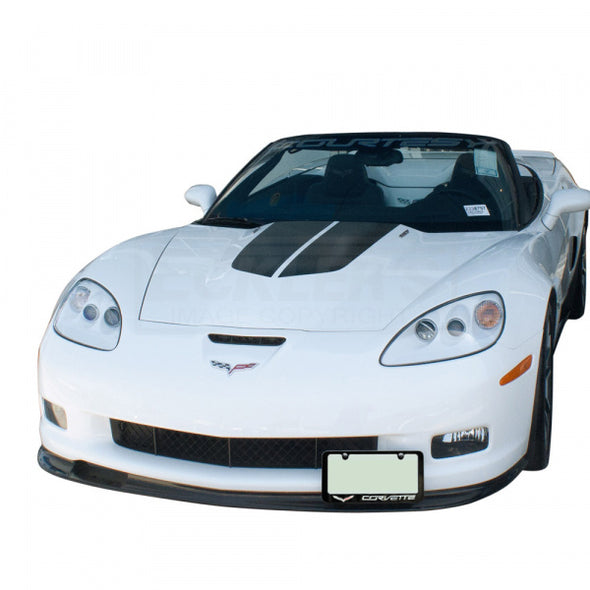 Corvette C6 | Sto N Sho | Detachable Front License Plate Mount | Z06, GS, & ZR1 - [Corvette Store Online]